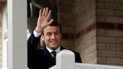 Francia: primeras declaraciones de los candidatos y algunos llamados a votar por Macron
