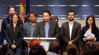 La moción de censura a Rajoy y la estrategia moderada de Podemos