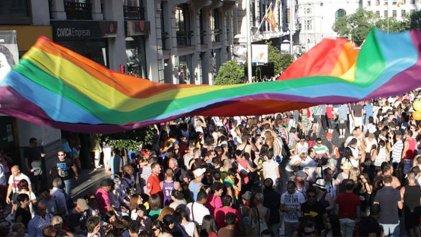 Orgullo crítico de Madrid frente al capitalismo rosa del World Pride