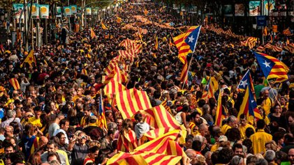 Defender el referéndum del 1-O con una gran movilización social en Catalunya y el resto del Estado