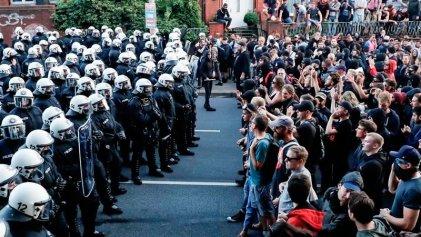 Comienza la Cumbre del G20 en una Hamburgo militarizada
