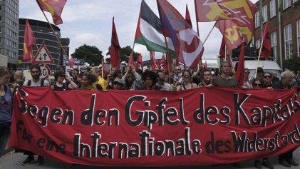 Hamburgo: comienza manifestación más grande de las últimas décadas contra el G20
