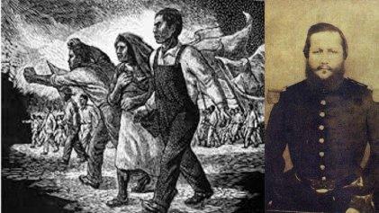 La ejecución de Julio López, uno de los primeros socialistas mexicanos