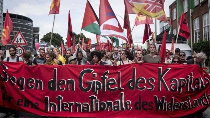 G20: la cumbre de la represión y la emergencia de una nueva vanguardia juvenil