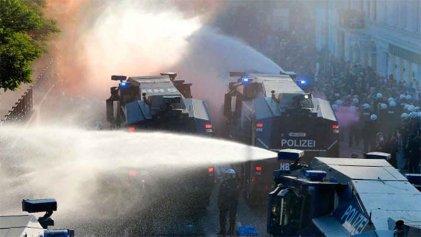 A 20 días de la cumbre de Hamburgo, la represión continúa