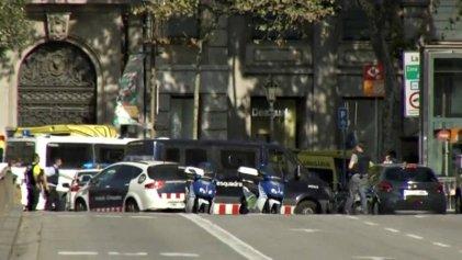 El Estado Islámico se adjudica el atentado en Barcelona