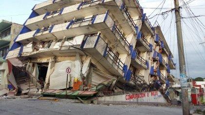 Al menos 30 muertos por el terremoto en México