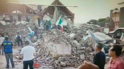 Diez claves del sismo de 8.2 grados que golpeó al México de los de abajo