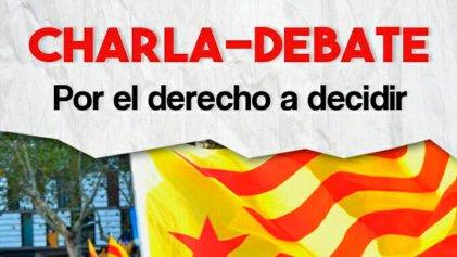 Un juez suspende un acto en Zaragoza por el derecho a decidir