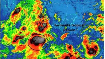 """Tres muertos tras el paso de """"Ramón"""" por Oaxaca, continuarán las lluvias en 4 estados"""