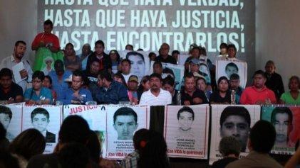 Claves de la Ley de Desaparición Forzada del gobierno que nos arrebató a los 43