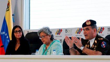 Chavismo y oposición miden fuerzas en las elecciones regionales