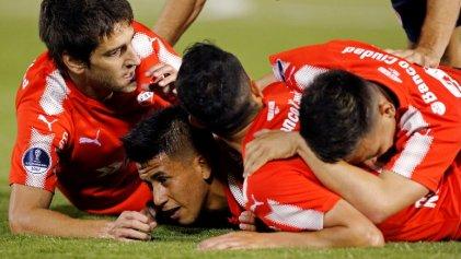 Copa Sudamericana: Independiente goleó a Nacional de Paraguay y está casi en semifinal