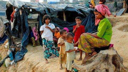 Bangladesh enviará a una isla desierta a miles de refugiados rohinyás