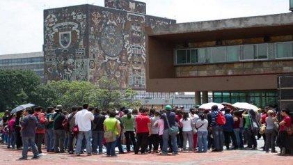 """Se extiende la violencia de la """"guerra contra el narco"""" en la UNAM"""