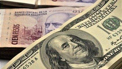 El dólar recortó la baja inicial y cerró a $ 41,13 tras anuncios oficiales