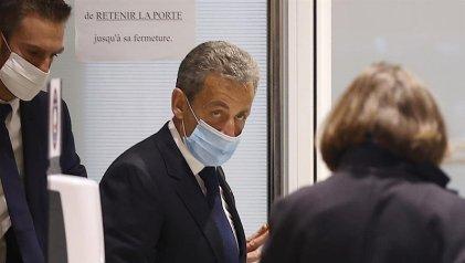 Expresidente francés Nicolas Sarkozy condenado por corrupción y tráfico de influencias