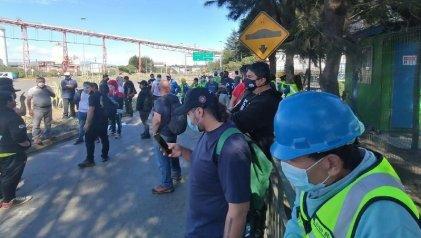 Paro portuario en Chile por el retiro anticipado de pensiones