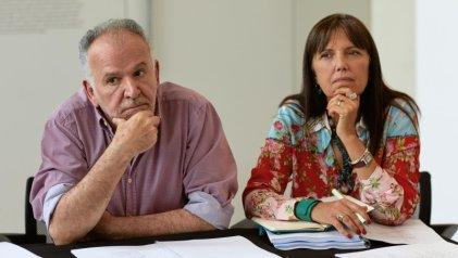 """Marcelo Piñeyro y Claudia Piñeiro: """"No pedimos permiso para investigar e imaginar El Reino"""""""