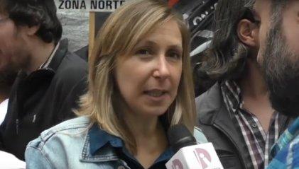 """Myriam Bregman: """"Hay un cuarto saqueo en curso, el primero fue de la dictadura militar"""""""