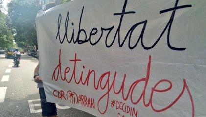 Nuevo golpe represivo contra la juventud independentista catalana
