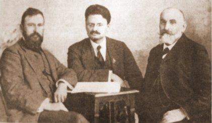 Rakovski y Trotsky: amistad y revolución, manchadas por Stalin