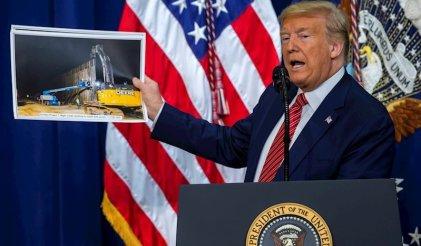 """Trump lanza persecución de inmigrantes indocumentados en """"ciudades santuario"""""""
