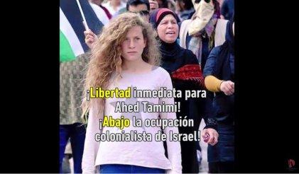 Vídeo: Ahed Tamimi el rostro de la resistencia palestina