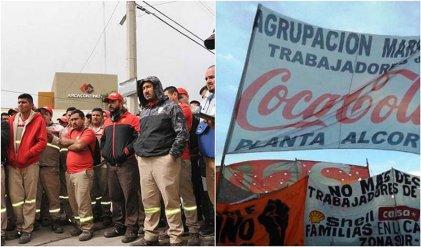 Coca Cola es así: explota y despide en toda América