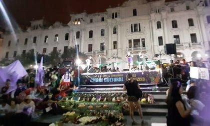 Perú: por un 8M de lucha independiente del Estado y del Gobierno