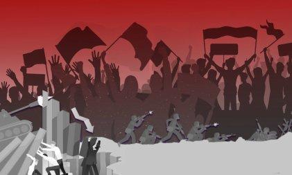 Marxismo, olas revolucionarias y la teoría del eslabón más débil