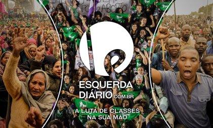 Brasil: lanzamiento de la nueva etapa de la Izquierda Diario
