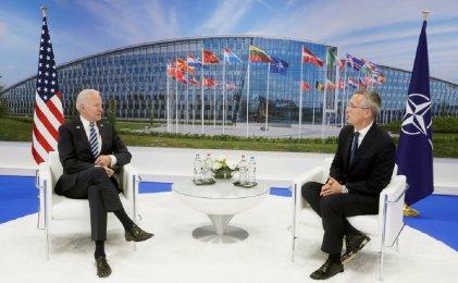 """La OTAN apunta contra la """"amenaza"""" de Rusia y los """"desafíos"""" de China"""
