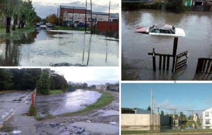 Gran La Plata: lluvia, inundación y memoria de la desidia