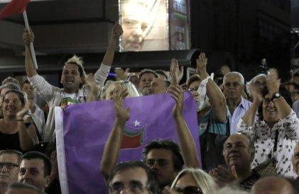 Syriza vuelve a ganar las elecciones en Grecia, según primeros resultados