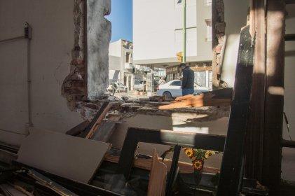 Atacan con explosivos local partidario de La Cámpora en Bahía Blanca
