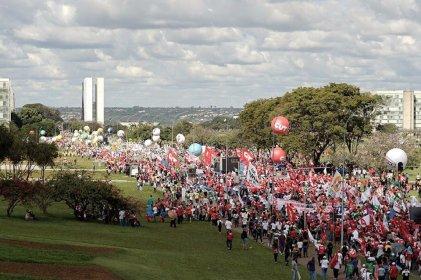 """""""Vacío de poder"""" y trabajadores en escena: podemos derrotar las reformas antiobreras de Temer"""