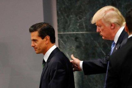 Encuentro Peña - Trump: subordinación gubernamental y crisis en el gabinete
