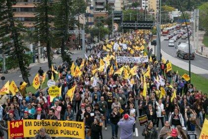 Brasil: trabajadores se movilizan contra la reforma laboral de Temer
