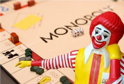 #McEstafa: ¿sabías que el Estado subsidia a las grandes cadenas de comida?