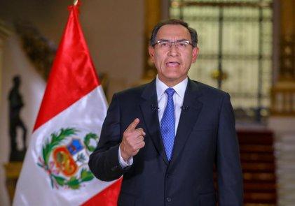 Claves para entender por qué el presidente peruano amenaza con disolver el Congreso