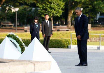Obama en Hiroshima y la hipocresía imperialista