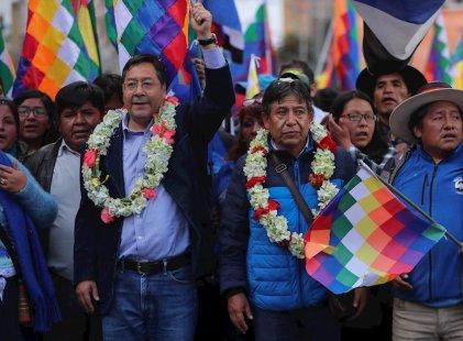 Evo Morales candidato a senador, elecciones militarizadas y la derecha dividida