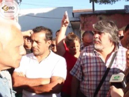 Los vecinos de Río Ceballos increpan al intendente delasotista