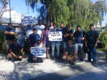 Trabajadores de Secco realizaron colecta en apoyo a la fábrica Madygraf