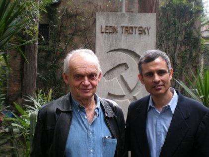 Homenaje a Esteban Volkov Bronstein
