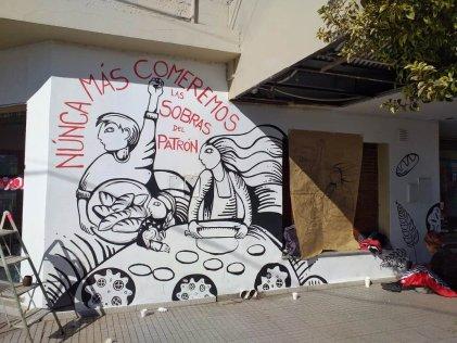"""Cooperativa """"20 de Julio"""", un año de lucha, un año de gestión obrera"""