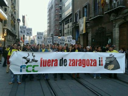 ¿Comienza el cambio? Zaragoza en Común y remunicipalizaciones del Ayuntamiento