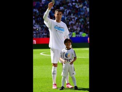 Cristiano Ronaldo no es sólo marketing