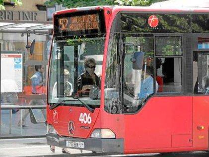La huelga de transporte urbano molesta al ayuntamiento de Zaragoza en Común